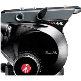 Manfrotto 504hd 546gbk 4