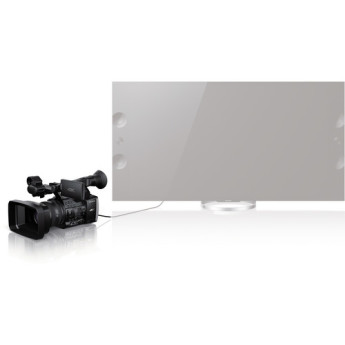 Sony fdr ax1 12