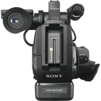 Sony hxr mc2500 4