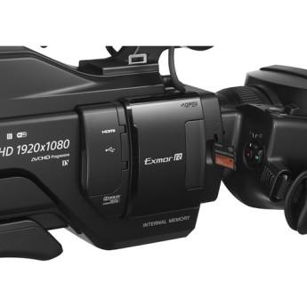 Sony hxr mc2500 8