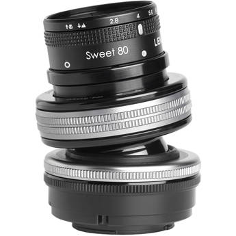 Lensbaby lbcp2s80f 1