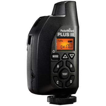 Pocketwizard pw plus3 fcc 1