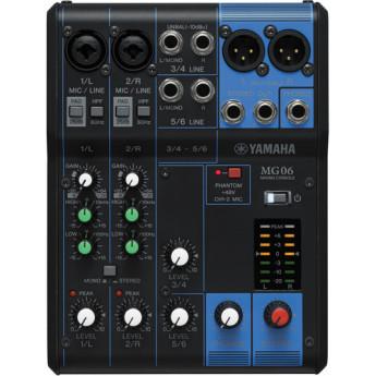 Yamaha mg06 2