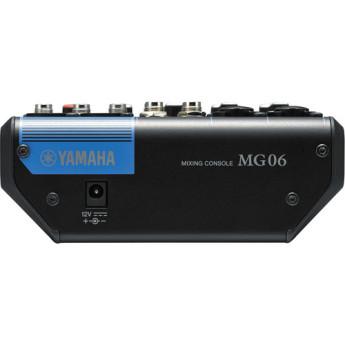 Yamaha mg06 4