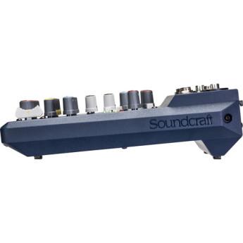 Soundcraft notepad 8fx 4