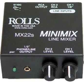 Rolls mx22s 1
