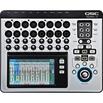Qsc touchmix 16 2