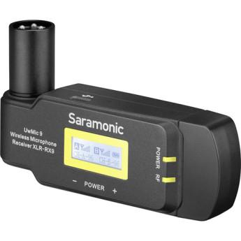 Saramonic uwmic9rx xlr9 1