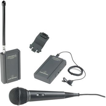 Audio technica atr288w 1