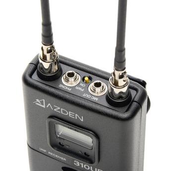 Azden 310lx 4