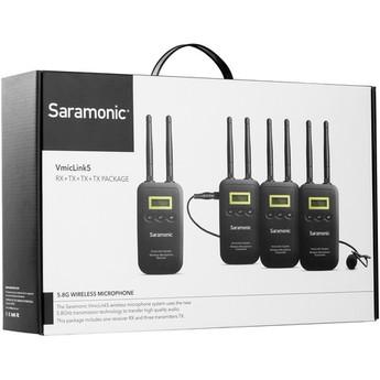 Saramonic vmiclink5 13
