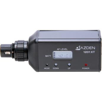 Azden 1201xt 2