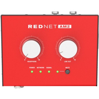 Focusrite rednet am2 2
