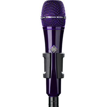 Telefunken m81 purple 1