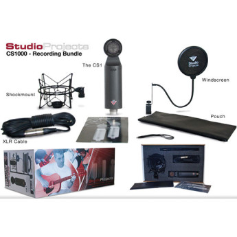 Studio projects cs1000 bundle 2
