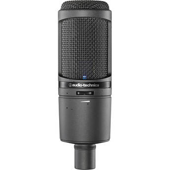 Audio technica at2020usbi 1