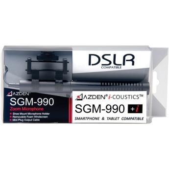 Azden sgm 990 i 3
