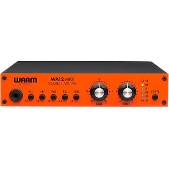 Warm audio wa12 mkii 1