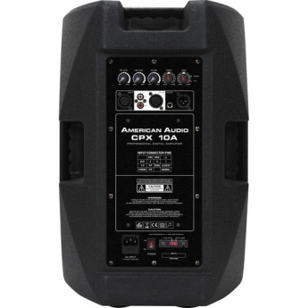 American audio cpx 10a 3