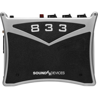 Sound devices 833 2