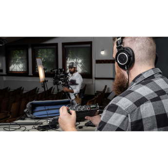 Sound devices mixpre 10 ii 8