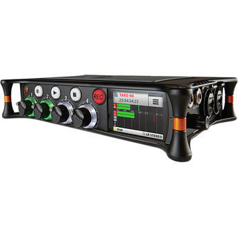 Sound devices mixpre 6 1