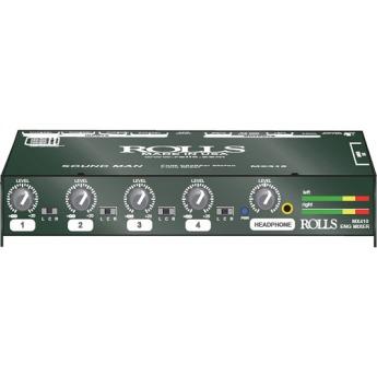 Rolls mx410 2