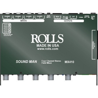 Rolls mx410 3