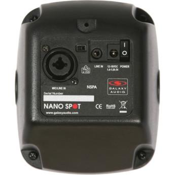 Galaxy audio nspa 4