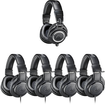 Audio technica ath pack5 1