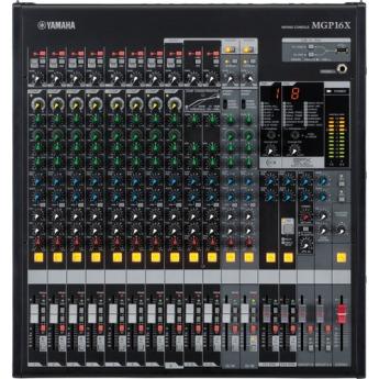 Yamaha mgp16x 2