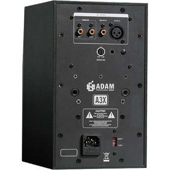 Adam professional audio a3x 2