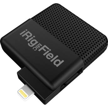 Ik multimedia ip irig field in 1