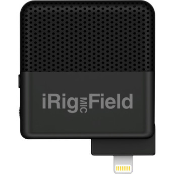 Ik multimedia ip irig field in 2
