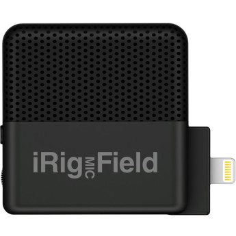 Ik multimedia ip irig field in 3