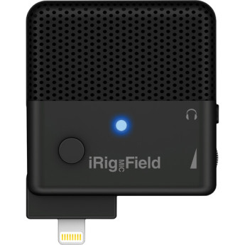 Ik multimedia ip irig field in 4