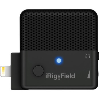 Ik multimedia ip irig field in 5