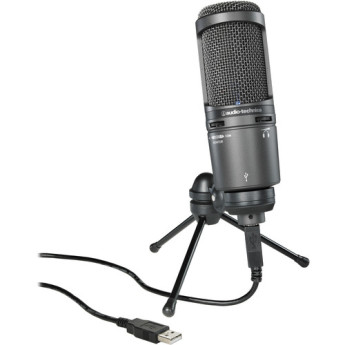 Audio technica at2020usb pk 2