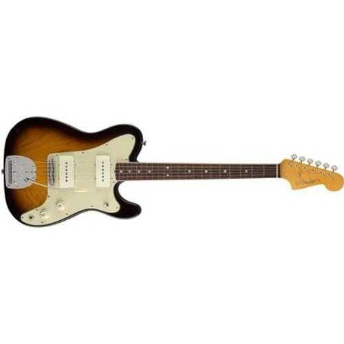 Fender Limited Edition 2018 Jazz-Tele 6-String Guitar, 2