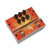 Distortion overdrive effects pedals