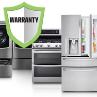 Warranty category appliances
